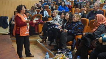 Ankara -Tema Vakfı Öğretmenler Toplantısındayız